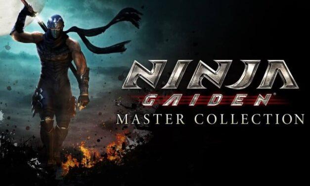 Ninja Gaiden Master Collection ya disponible en Nintendo Switch, PlayStation 4, Xbox One y PC