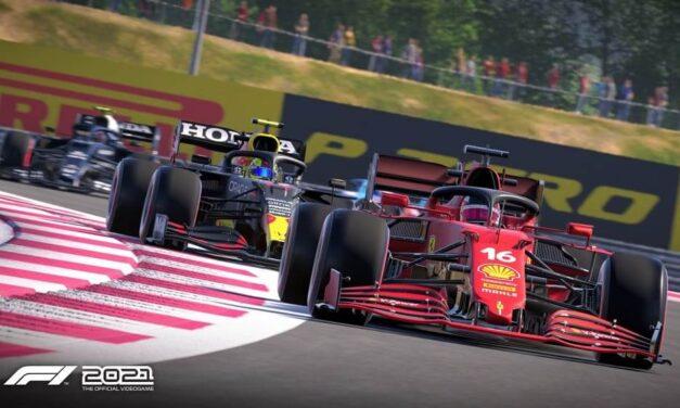F1 2021 presenta su tráiler de lanzamiento, alcanzando la cima automovilismo