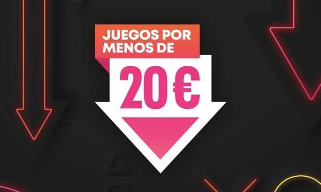 Ya disponible en PlayStation Store una nueva selección de juegos por menos de 20€