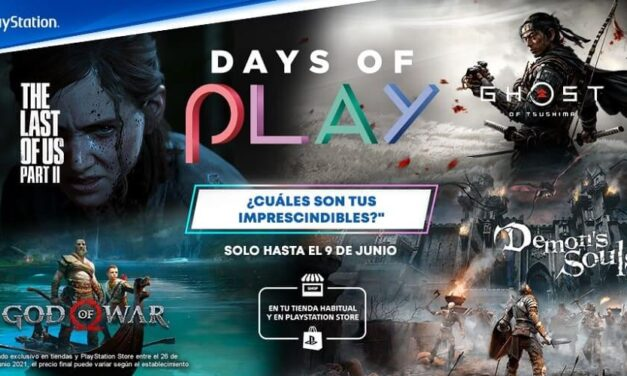 PlayStation Plus y PlayStation Now se unen a los Days of Play