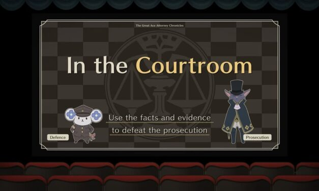 The Great Ace Attorney Chronicles llega a una nueva era en el último tráiler