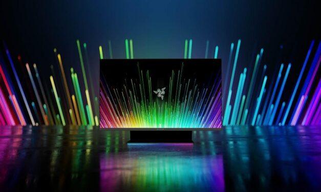 Razer anuncia el nuevo Raptor 27, el primer monitor PC del mundo con certificación THX