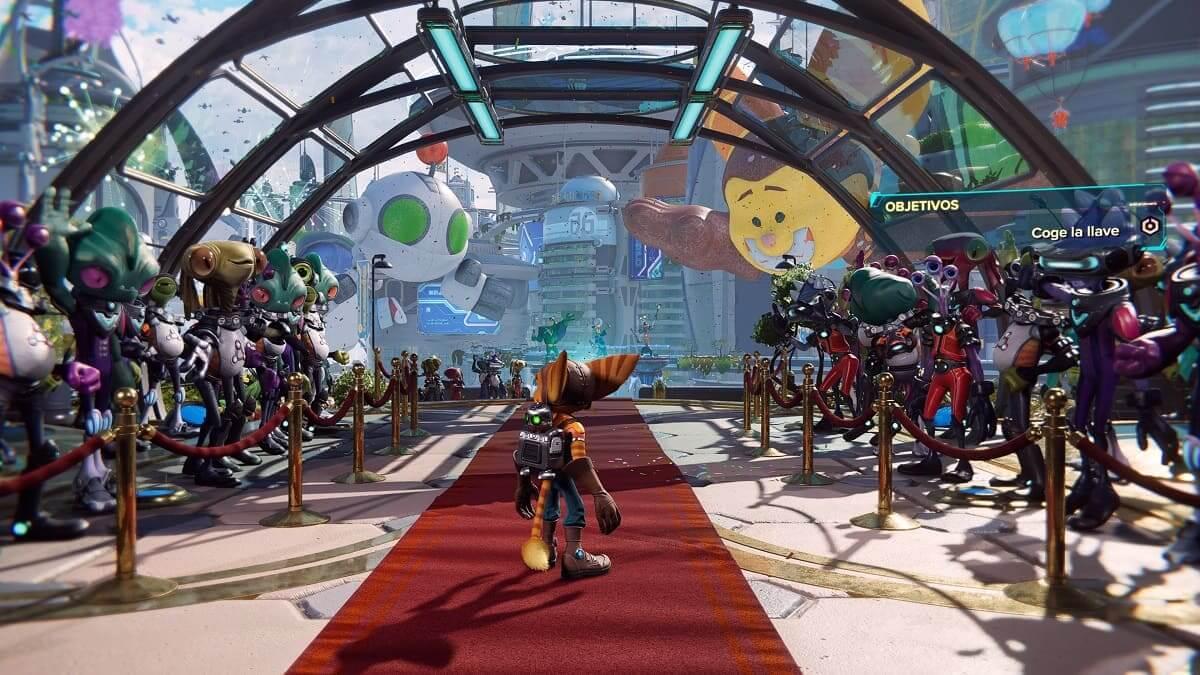 Análisis de Ratchet & Clank: Una Dimensión Aparte para PS5