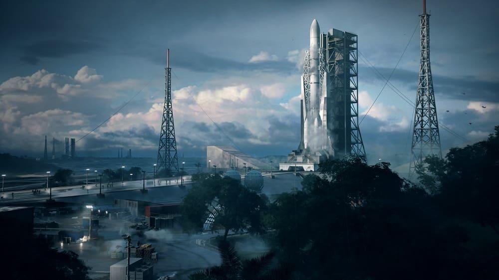 Battlefield 2042 marca el regreso de la guerra total en una nueva imagen e inigualable experiencia a escala épica