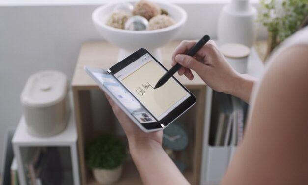 Microsoft anuncia la disponibilidad en España de Surface Duo para empresas