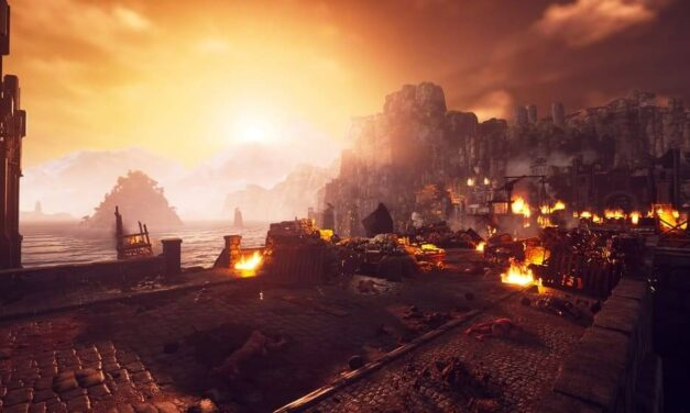 Nuevo gameplay del RPG de acción cooperativa The Last Oricru