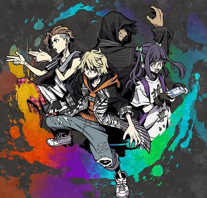 NEO: The World Ends with You ya disponible
