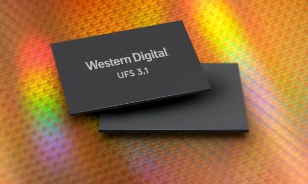 Western Digital presenta una nueva plataforma flash embebida para la próxima generación de tecnologías móviles inteligentes y conectadas