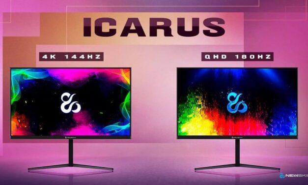 Newskill incorpora a su gama de monitores Icarus dos nuevos modelos de 27 pulgadas