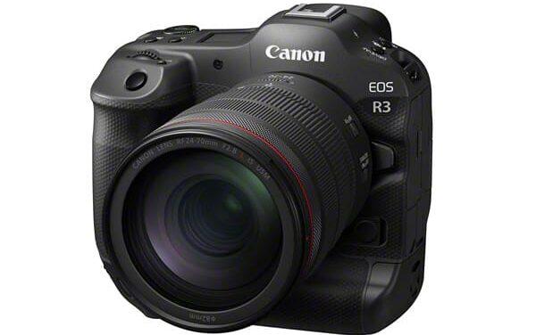 Nuevos detalles de la mirrorless EOS R3 de Canon