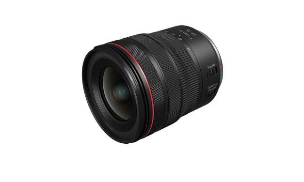 Canon presenta su objetivo RF más angular hasta la fecha, ofreciendo una increíble gama focal de 14 mm