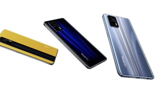 realme alcanza el Top 5 de marcas de smartphones en Europa