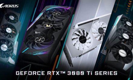 Gigabyte presenta las tarjetas gráficas de las series GeForce RTX 3080 Ti y GeForce RTX 3070 Ti
