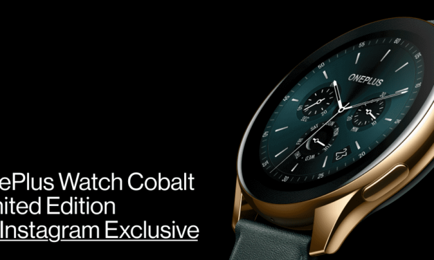 OnePlus Watch Cobalt Limited Edition llega a Europa el 7 de junio