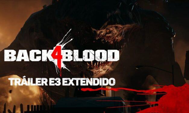 Back 4 Blood disponible en Xbox Game Pass desde el día de lanzamiento y nuevo tráiler revelación extendido presentado en la E3