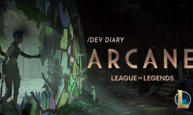 Riot Games desvela nuevos detalles de la serie de animación basada en el universo de League of Legends: Arcane