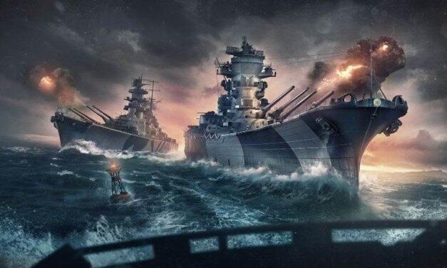 La Gran Batalla trae 'Súper Acorazados' a World of Warships