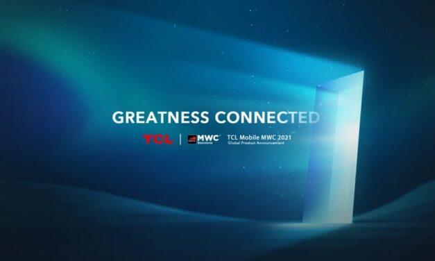 TCL anuncia sus nuevas gafas inteligentes NXTWEAR G, su función multipantalla para smartphones, el nuevo Family Watch 2 y un CPE 5G