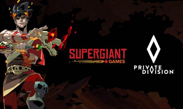 Private Division y Supergiant Games anuncian su colaboración para publicar la edición física de Hades en PlayStation y Xbox