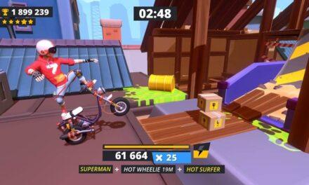 Urban Trial Tricky Deluxe Edition llegará en formato físico para PlayStation 4