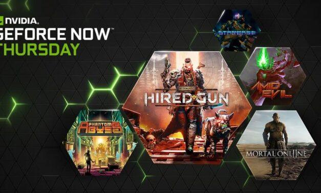 Jueves de GFN en junio: llegan 38 juegos más en streaming con GeForce NOW