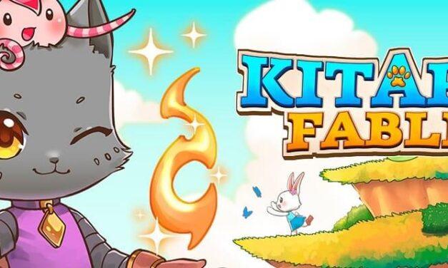 La adorable aventura de acción Kitaria Fables muestra su mundo en tres nuevos tráilers