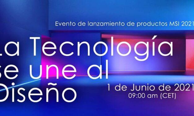 La Tecnología se une al Diseño: resumen del evento online de MSI