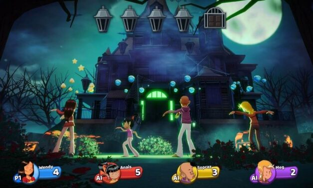 The Sisters – Party of the Year ya está disponible en formato físico para Nintendo Switch y PlayStation 4