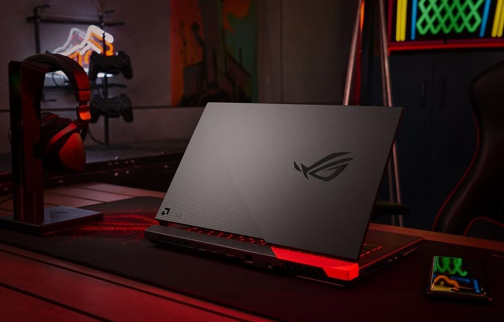 ROG presenta el portátil gaming Strix G15 Advantage Edition con GPU y CPU de AMD