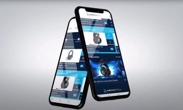 Newskill presenta su nueva App Newskill VIP llena de sorpresas y ventajas