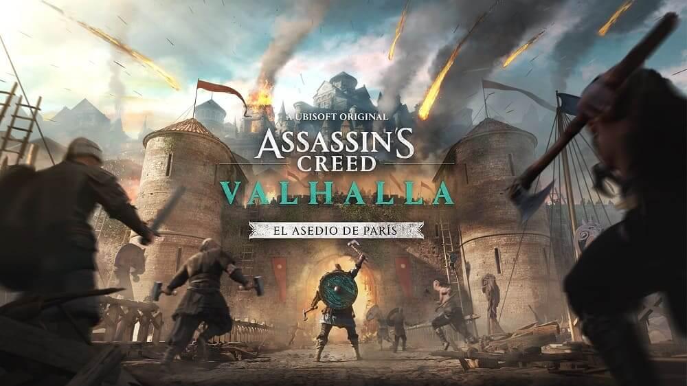 """La próxima gran expansión de Assassin's Creed Valhalla, """"El Asedio de París"""", se lanzará el 12 de agosto"""