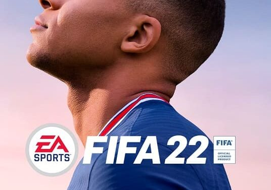 Kylian Mbappé, portada del próximo EA Sports FIFA 22