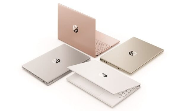 HP presenta el Pavilion Aero, su portátil de consumo más ligero