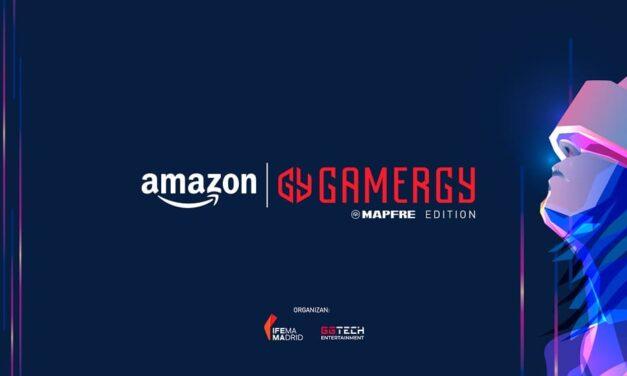Arranca Amazon GAMERGY MAPFRE Edition, que este año tendrá un formato totalmente renovado, combinando la parte online, virtual y la presencial