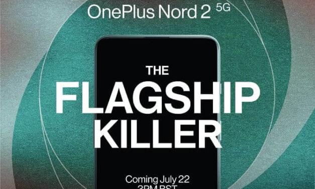 Cómo seguir el evento de presentación del OnePlus Nord 2 5G este 22 de julio