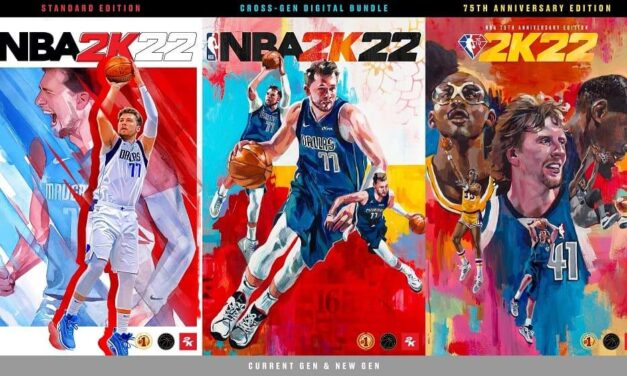 NBA 2K22 presenta a Luka Dončić y a las leyendas de la NBA Kareem Abdul-Jabbar, Dirk Nowitzki y Kevin Durant como jugadores de portada