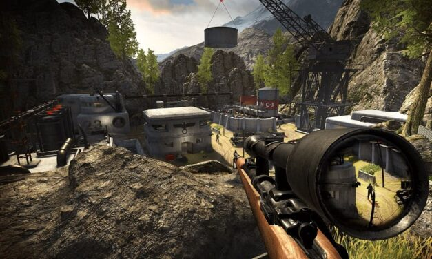 Sniper Elite VR se une al extenso catálogo de PlayStation VR para estas vacaciones