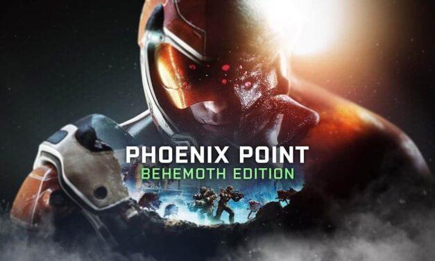 Phoenix Point: Behemoth Edition el exitoso juego de estrategia de Snapshot llega a PlayStation 4 y Xbox One el 1 de octubre