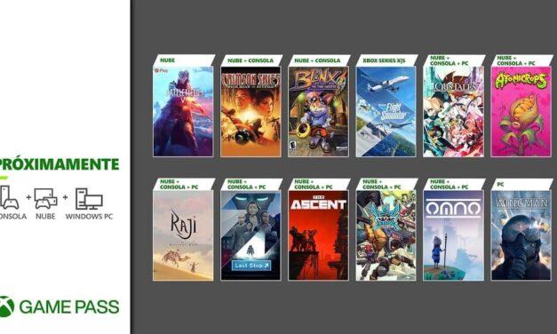 Próximamente en Xbox Game Pass: Microsoft Flight Simulator, The Ascent y más