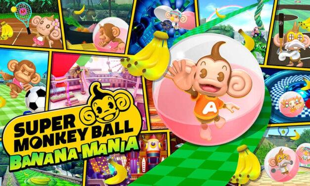 "SEGA estrena el tráiler ""Conoce a la pandilla"" de Super Monkey Ball Banana Mania"