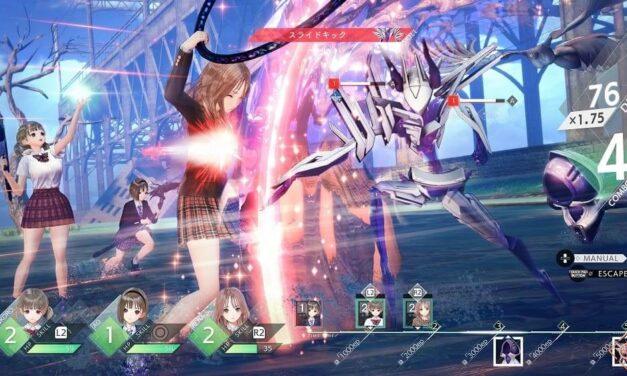 Disponible la demo de Blue Reflection: Second Light en PS Store y Nintendo eShop