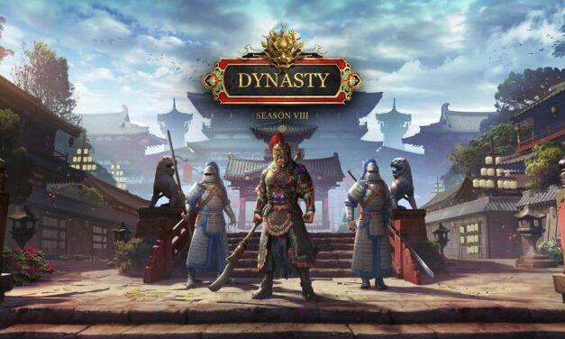 Conqueror's Blade lanza hoy su octava temporada Season VIII: Dynasty