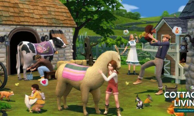 Disfruta la vida rural con el Pack de Expansión Los Sims 4 Vida en el Pueblo, ya disponible