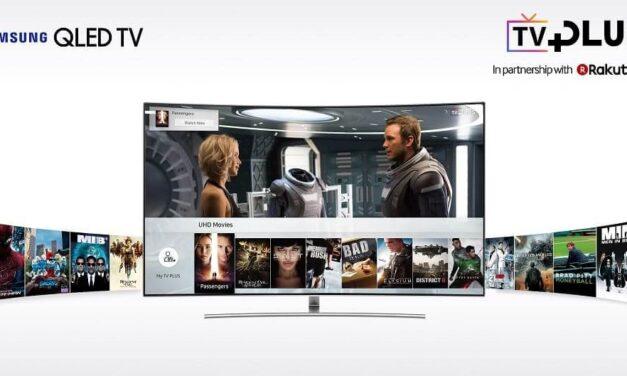 Samsung lleva la televisión gratuita y servicio de noticias y videojuegos a tu smartphone con el lanzamiento de TV plus y Samsung Free