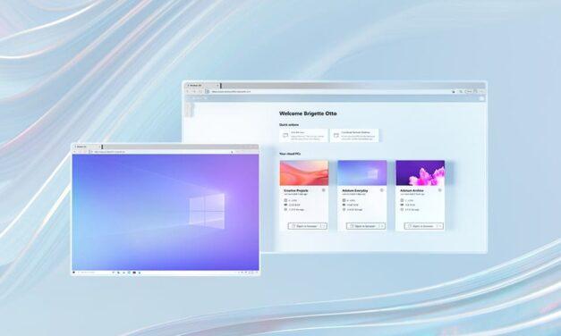 Microsoft presenta Windows 365: el nacimiento de una nueva categoría informática