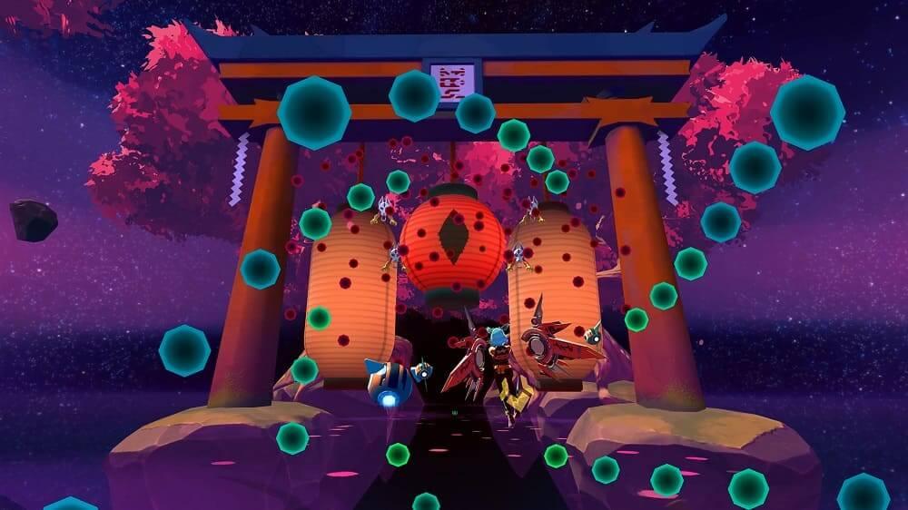 YUKI: El Bullet Hell Roguelike en VR se lanza hoy en Steam y Oculus Store
