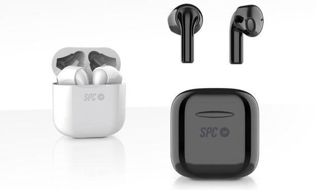Los nuevos auriculares ZION PRO de SPC combinan un sonido de alta calidad con un diseño ultracompacto