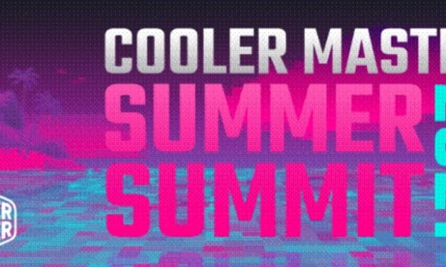 Cooler Master anuncia la Summer Summit 2021