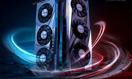 Gigabyte presenta las tarjetas gráficas de la serie AMD Radeon RX 6600 XT