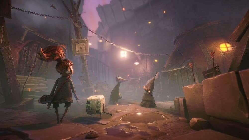 Lost in Random, la nueva y oscura aventura de azar de Zoink Games y EA, ya está disponible